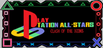 Playstation All-Stars Clash Of The Icons Fan stamp by KambalPinoy