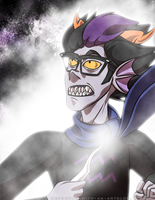 Eridan by XTiMe-WaRpEdX