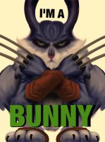 I'm a Bunny by CharlottesChronicles