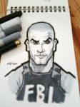 Derek Morgan by ElPino0921