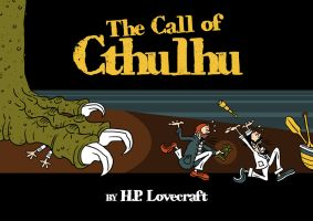The Call of Cthulhu by muzski