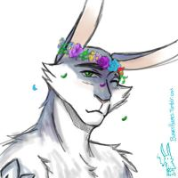 *Bunnymund  Flower crown* by tmntffnyp
