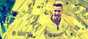 Marco Reus Signature by TheVeee