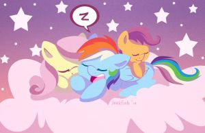 Sweet Dreams by LeekFish