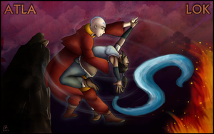 ATLA and LOK Tribute by LimeRa