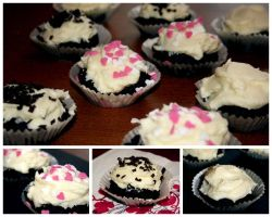 Chocolate Cupcakes by pica-ae