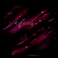 Cyntaria's background by IceCatDemon