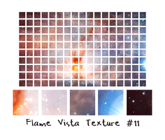 Flame Vista Texture 11 by anuminis