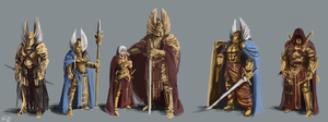 WIP: Saints2 by PeterPrime