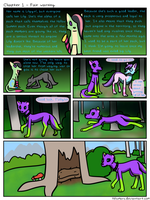 Wolves and Flowers - chapter1,  page 3 by Hiilumaru