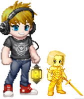 pewdiepie and stephano by wctaylor1