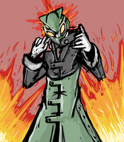 Trench-coat man by Endless-warr