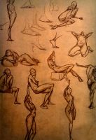 Life Drawing 8 by marvelmania