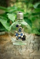 small story of one bottle 1 by saricia