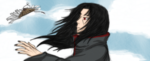 Itachi_Murotest by FrenzyVammi