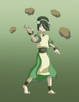 Toph by Xgirl1251