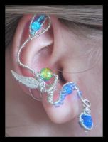 ear cuff for sale by godde-of-dreams