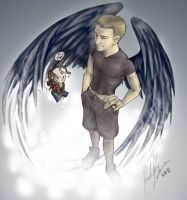 Winged Tom by rachelle