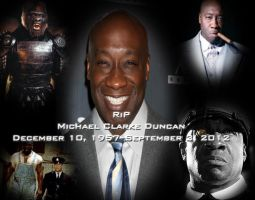 Michael Clarke Duncan memorial by Sibbs00000