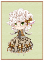 Adoptable - Chinese zodiac Sheep F - OPEN by KreoRea