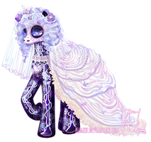 Bride -Muertequine Adoptable Auction :closed: by MaGeXP