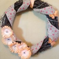 Handmade Wreath Product Preview by maycausememories