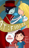 AT: Fiolee Cover by LoOlly-POop