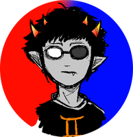 Sollux Icon by silvertyphoon7