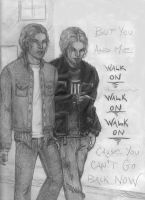 Walk On, Brother by raemae
