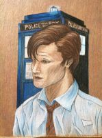 Matt Smith by Jazzy23