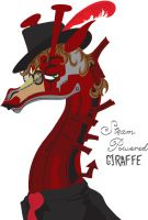 Steam Powered Giraffe...Giraffe! by Silent-Avera