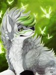 Iron Artist 006 - Mystic Sabreonic by Plaguedog