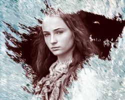 Game of Thrones. Sansa Stark 2 by StalkerAE