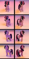 Twi - 3d model by iOVERD