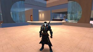 Agent Hermes ingame by Dimcreaper
