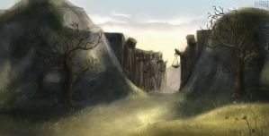 Old Execution Grounds by Reystleen
