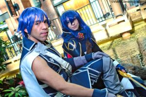 Katsucon 2015 - Fiery Family(PS) 10 by VideoGameStupid