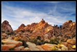 Hidden Valley - Joshua Tree NP by hquer