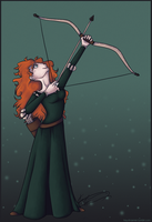 Merida by Kaydreamer