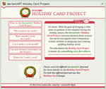 Holiday Card Project Custom Box 2014 by DreamON-Mpak