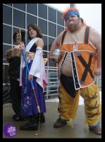 .:FFX Fight Fight Fight:. by cosplay-muffins