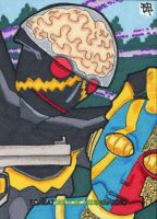 Kikaider and Hakaider by 10th-letter