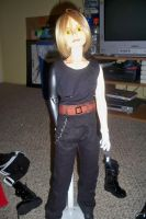 Edward's Clothing-- Inner Shirt-Pant-Belt by RaijiMagiwind