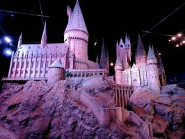 HARRY POTTER studio tour,hogworts castle ,the real by Sceptre63