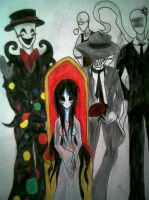 Welcome to the Slender Family, Dream~ by JaxAugust