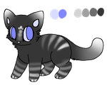 Cat Adopt [OPEN][20 POINTS] by StormlingAdopts