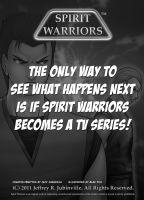 Spirit Warriors Ep. 23 Credits by SpiritWarriors