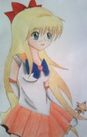 Sailor Venus by OH-realmonsters