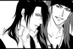 BLEACH - Byakuya///Renji by CuBur