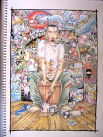 I paint walls and ceilings by tertada